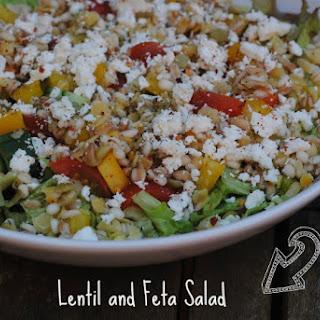 Romaine Lettuce Feta Cheese Salad Recipes