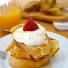 French Toast (with baguette)