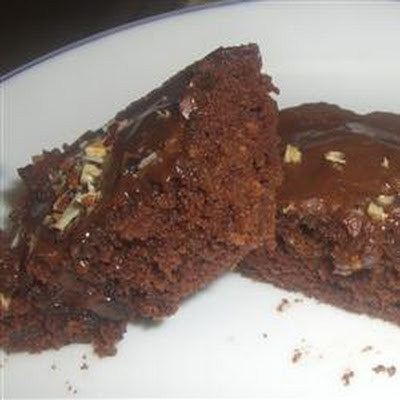 Chocolate Buttermilk Brownies