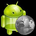 WebDroid icon