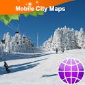 Zermatt Ski Area Map icon