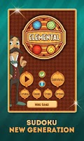Screenshot of Elemental - Alchemy Puzzle