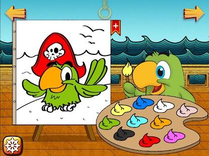 Pirata pappagallo apk 1 0 5 giochi educativi gratuiti for Piani di costruzione di storage rv gratuiti