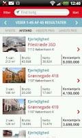 Screenshot of DK's mest besøgte boligportal
