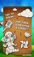 Screenshot of Talking Flufee Soundbox