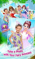 Screenshot of Fairy Princess Fashion &Makeup