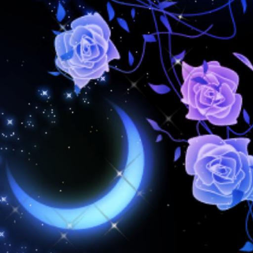 个人化の青薔薇 LOGO-HotApp4Game