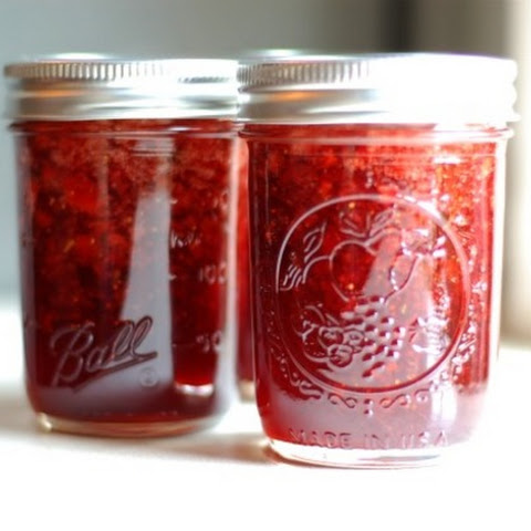 Strawberry Balsamic Thyme Jam