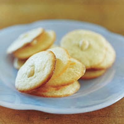 Almond Lemon Cookies