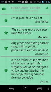Funny Sexy Quotes Pro - screenshot