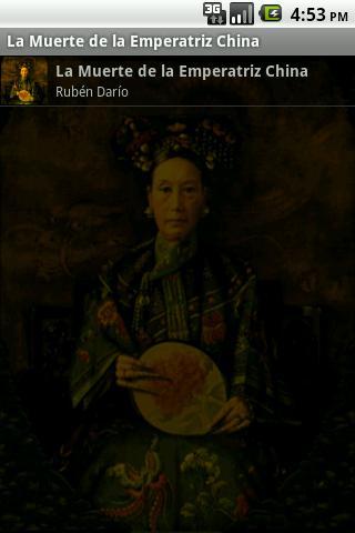Muerte de la Emperatriz China