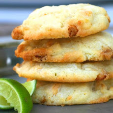 Key Lime White Chocolate Chippers