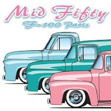 Mid Fifty Ford F-100 Parts