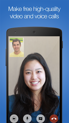 imo free video calls and chat Android App Screenshot