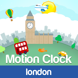 Motion Clock: London