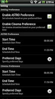 Screenshot of Movie Reminder - Malaysia