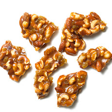 Cinnamon Raisin-Nut Toffee