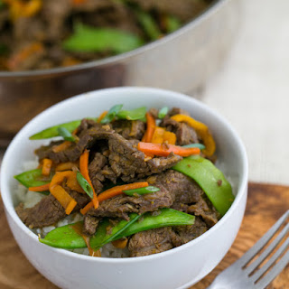 Chinese Beef Pea Pods Recipes