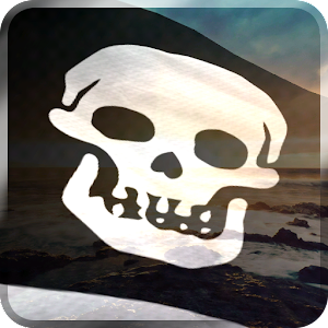 Pirate Flags Live Wallpaper