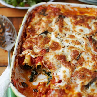Vegetable Cannelloni Recipes
