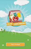 Screenshot of ALDI lunchbox
