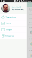 Screenshot of Zeal Money Tracker