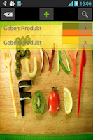 Screenshot of Kochrezepte FunnyFood
