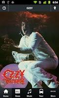 Screenshot of The Official Ozzy Osbourne App