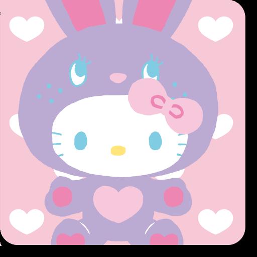 HELLO KITTY Theme11 LOGO-APP點子