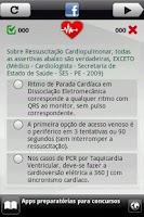Screenshot of Prova de Cardiologia