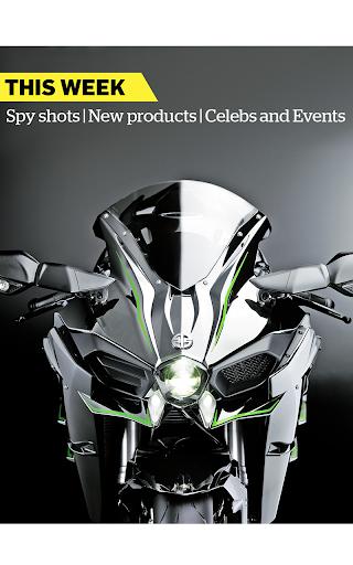 MCN: Motorcycle News - screenshot