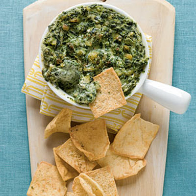 Scallop-Spinach Spread