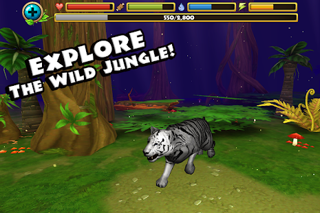 Tiger Simulator Unlimited money