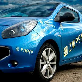 ZWOOKY Car by ZWOOKY GmbH - Transportation Automobiles ( car, blue sky, shorty, vip-zwooky, zwooky )