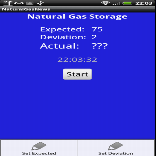 Natural Gas News Ad 財經 App LOGO-APP開箱王