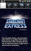 Screenshot of 360° Starlight Express Musical