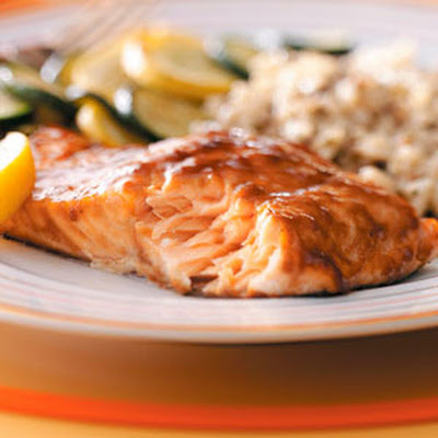Baked Salmon Dijon Mustard Recipes | Yummly