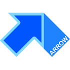 Arrow - Where is my car icon