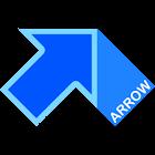Arrow - Where is my car icon