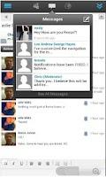 Screenshot of Gay Teen Chat Network