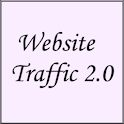 Website Traffic 2.0 icon