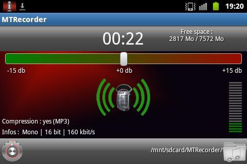 MT Recorder