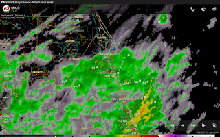 Screenshot of PYKL3 Radar (USA NEXRAD/TDWR)