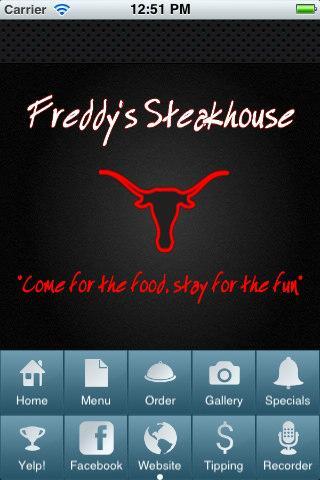 Freddy's Steakhouse