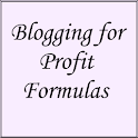 Blogging for Profit Formulas icon