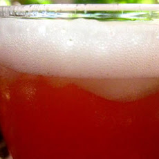 San Francisco Marriott's Pink Punch