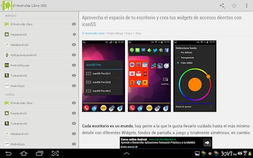 App notidroid noticias android apk for windows phone for App noticias android
