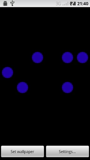 Free Binary Clock Wallpaper