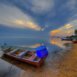 Boat ii... by Ziz Abd Aziz - Transportation Boats (  )