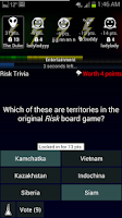 Screenshot of Battle Trivia